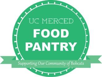 UC Merced Food Pantry logo