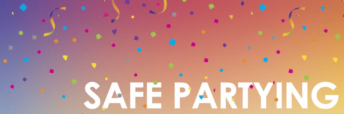 Safe Partying header